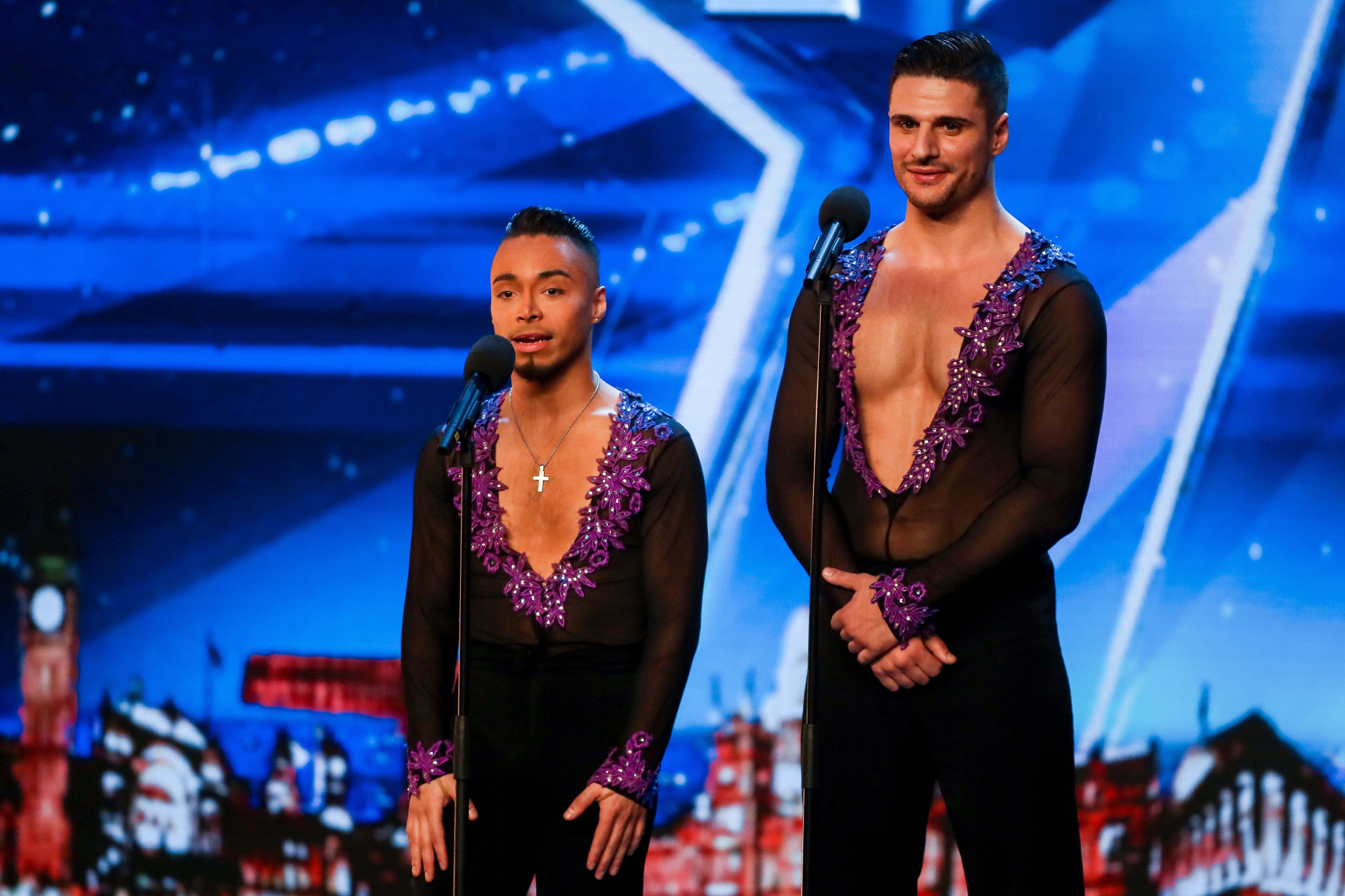 'BGT' Dancers Are Proof 'Strictly' Should Allow Same-Sex Couples, Says David