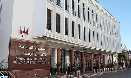 DGSN: Aucun Marocain ou étranger arrêté en raison de sa
