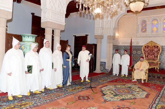 Le roi Mohammed VI nomme les nouveaux ambassadeurs du