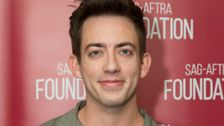 'Glee' Star Kevin McHale Comes Out By The Power Of Ariana Grande