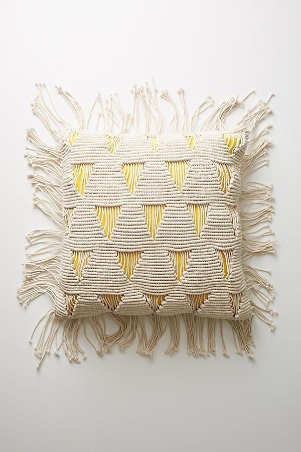 """Get it from <a href=""""https://www.anthropologie.com/shop/fringed-agnes-floor-pillow?category=SEARCHRESULTS&color=011"""" targ"""