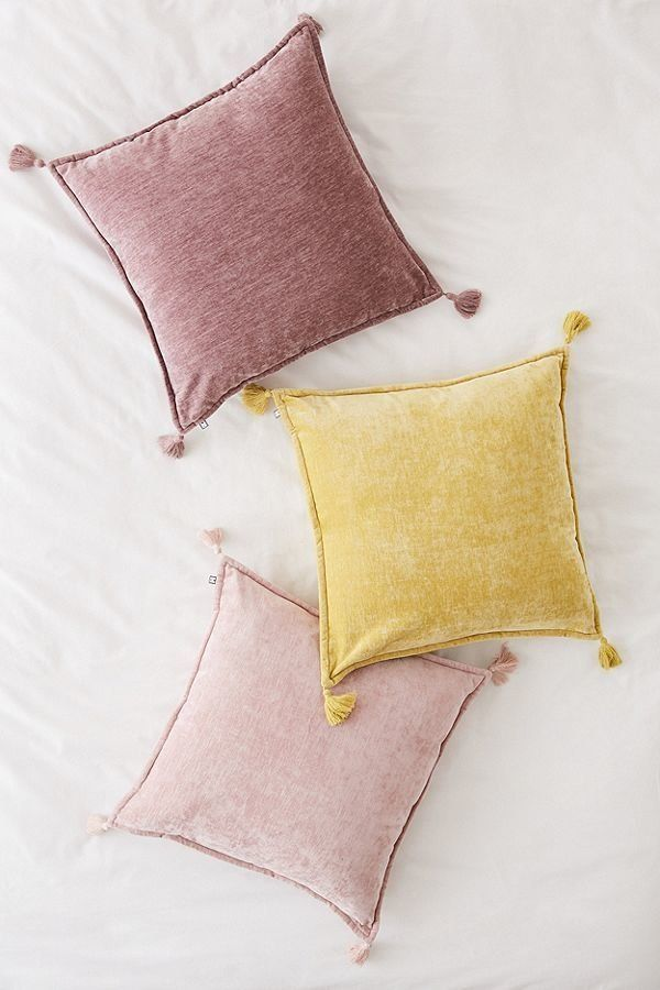 """Get it from <a href=""""https://www.urbanoutfitters.com/shop/stevie-chenille-throw-pillow?category=SEARCHRESULTS&color=053"""""""