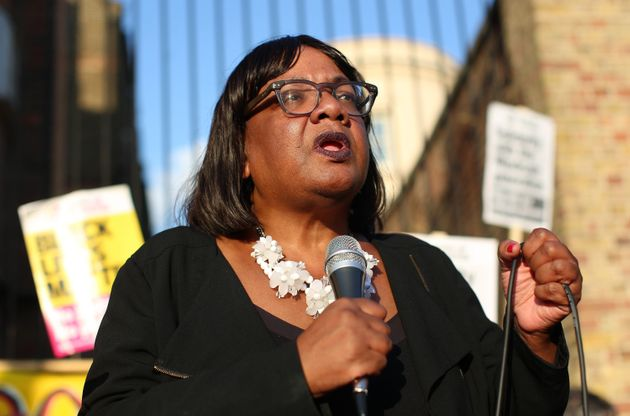 Diane Abbott used a speech at a rally in Brixton, south London, to add her voice to calls for compensation to now be given to those affected by the Windrush scandal.