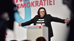 Wahl der neuen SPD-Chefin: Warum Nahles in jedem Fall von Konkurrentin Lange