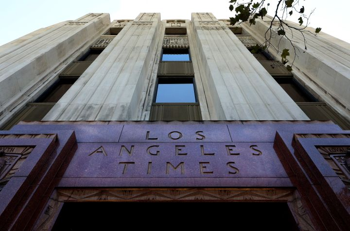 Los Angeles Times staffers have expressed anger and shock over recently discovered pay discrepancies at the newspaper.
