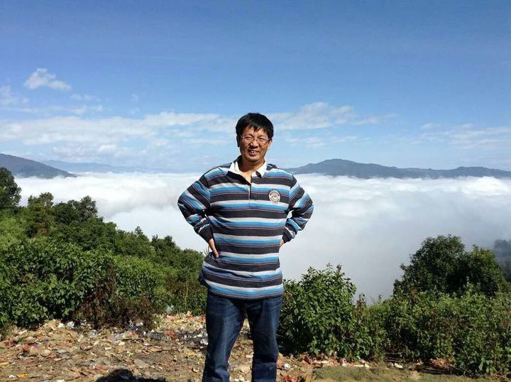 Rev. John Sanqiang Cao is a Chinese Christian pastor and a legal permanent resident of the U.S.