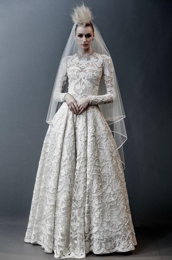 35 nouvelles robes de mariée que Meghan Markle pourrait