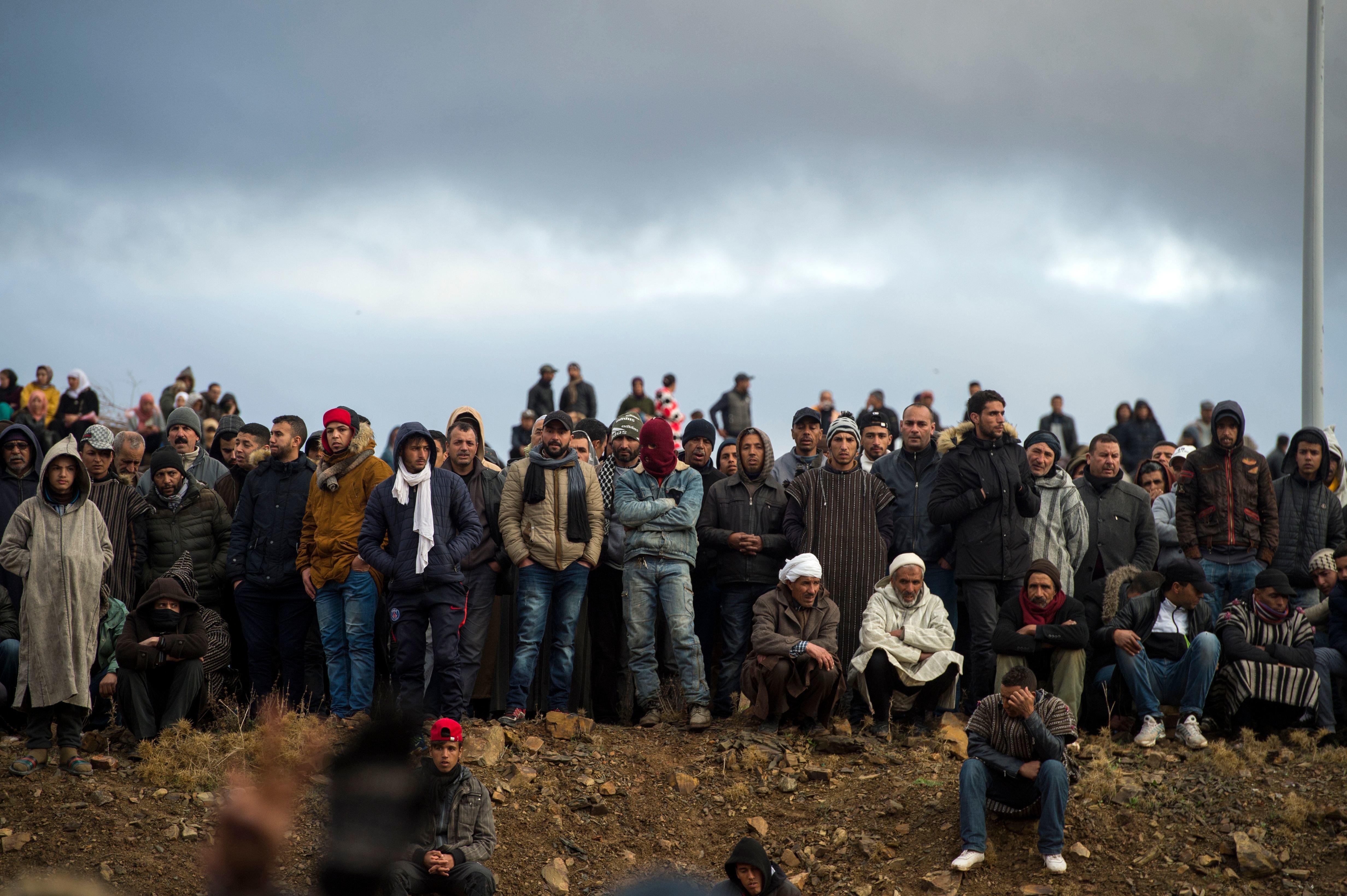 Jerada: Des peines de prison avec sursis contre sept manifestants