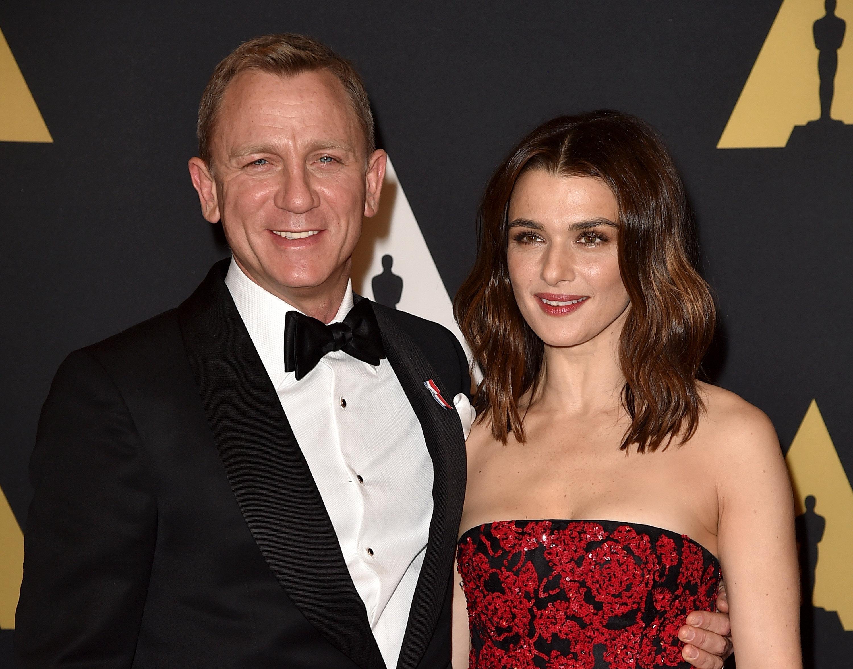 Ξανά πατέρας ο πράκτορας 007. Ο Daniel Craig και η Rachel Weisz περιμένουν το πρώτο τους