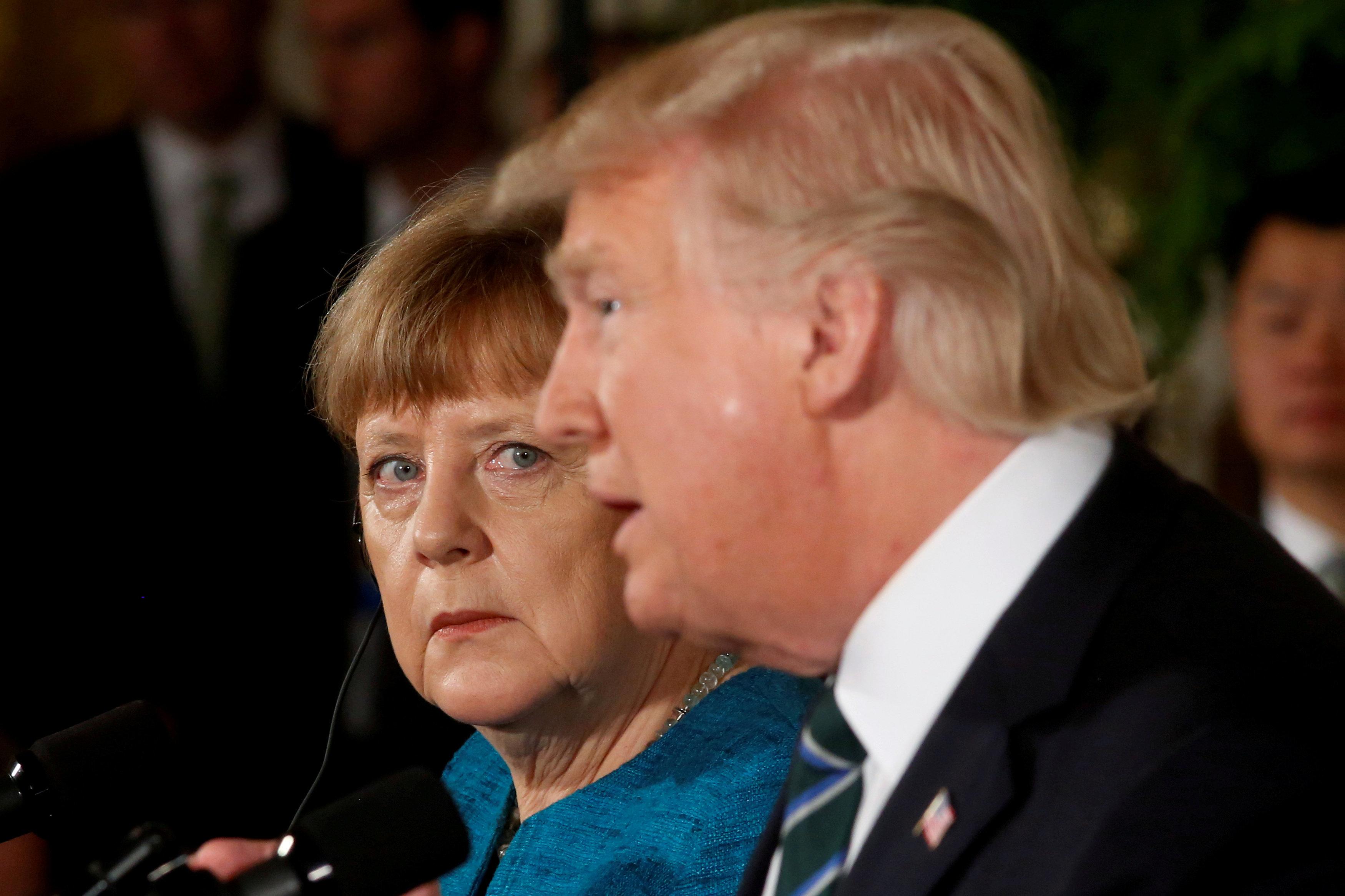 Kein Abzug aus Syrien, nicht am Iran-Deal rütteln
