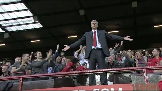 Arsène, Thank You For The Beautiful Football And The Wonderful