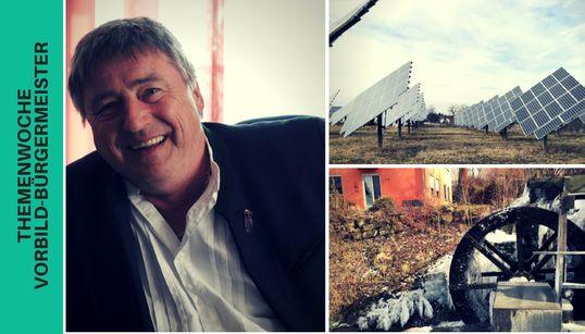 Bürgermeister von Ascha: Mein Dorf versorgt sich selbst mit erneuerbaren Energien und ganz Deutschland kann das