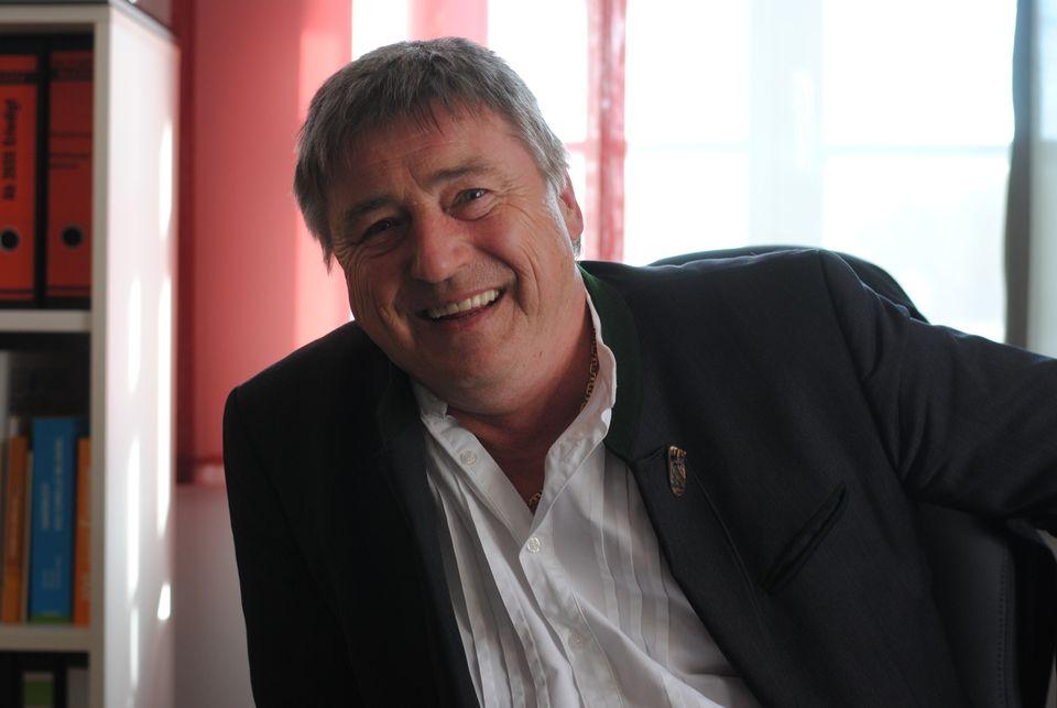 Wolfgang Zirngibl, der Bürgermeister von