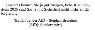 AfD im Bundestag: Abgeordnete klagen über empörende Zwischenrufe der
