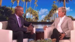 Ellen On Shootings Of Unarmed Black Men: 'As A White Person, I'm