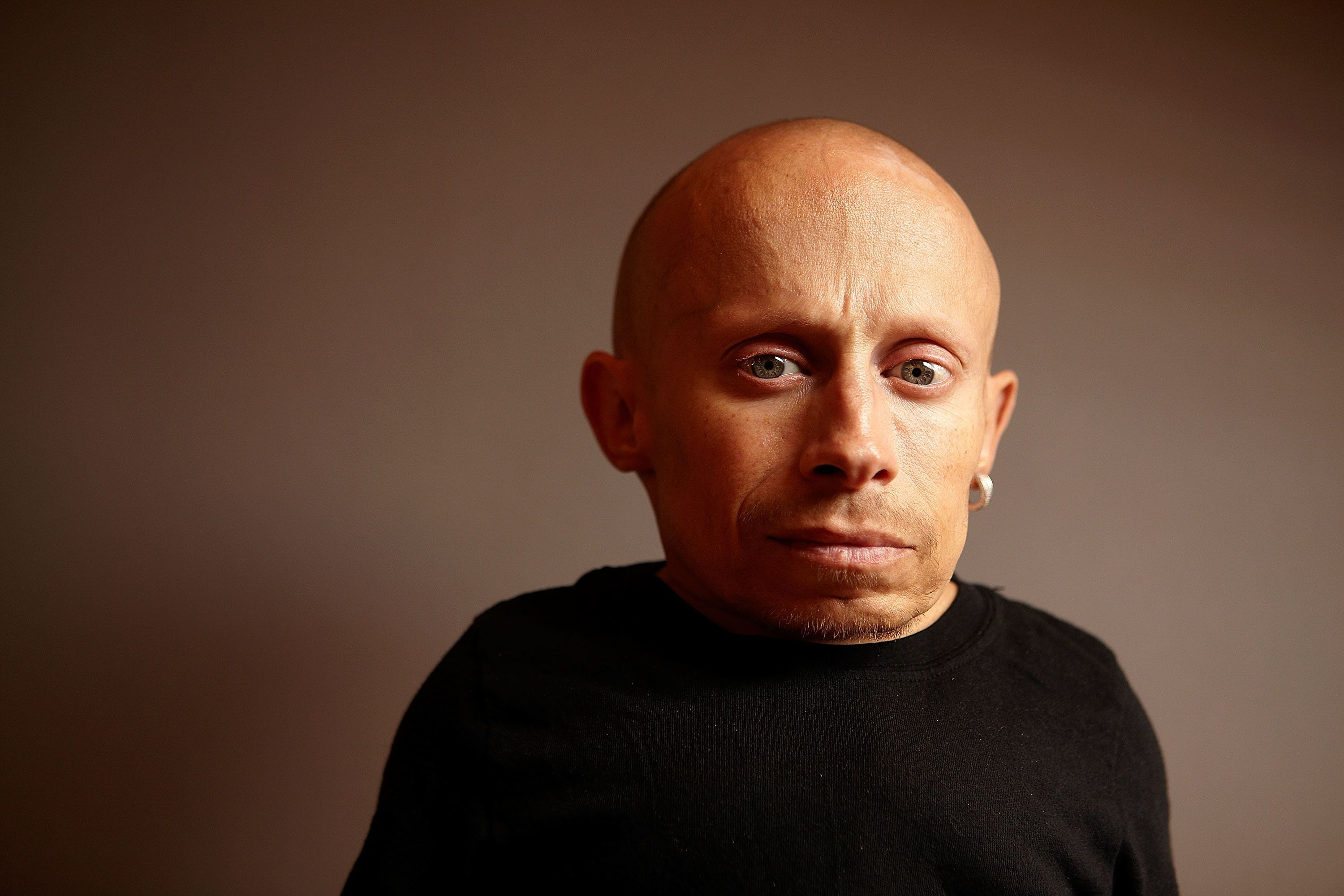 Verne Troyer spielte in