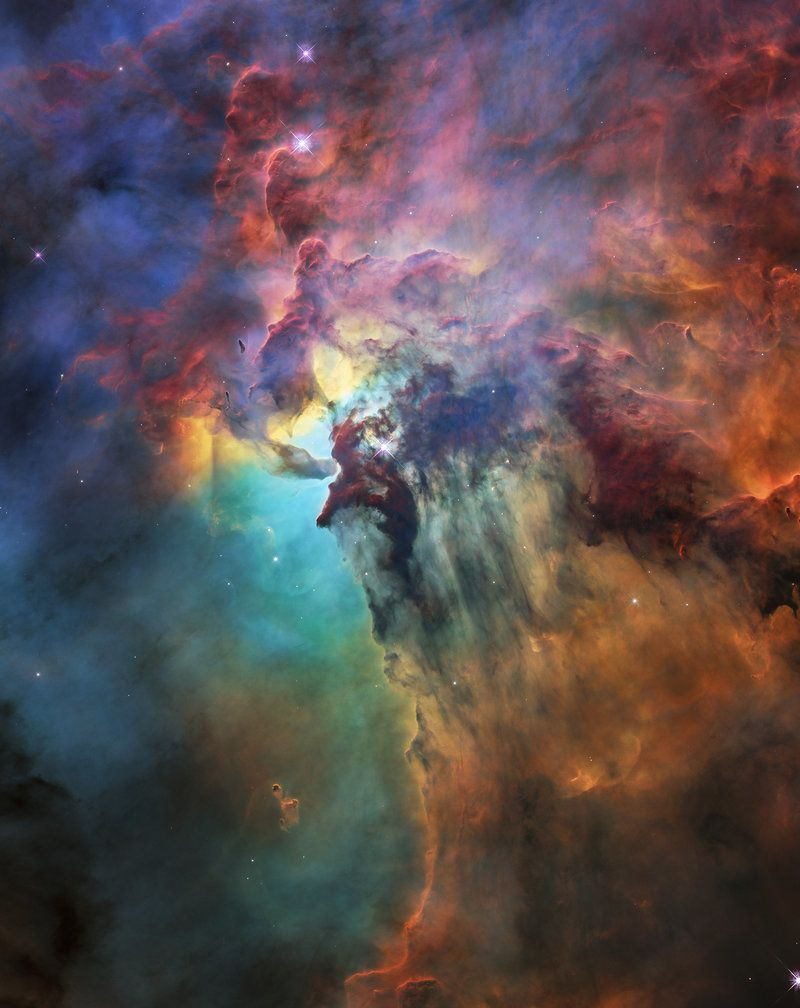 NASA Releases Astounding Video Of The Lagoon Nebula To Celebrate Hubble's Birthday