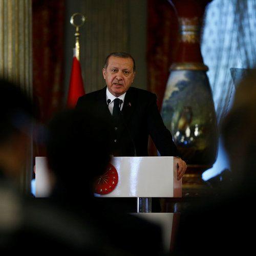 Ερντογάν: Δεν επιθυμούμε να ανέβει το θερμόμετρο στο