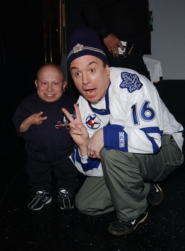 Verne Troyer Dead: Mike Myers And Keith Lemon Lead Tributes To 'Austin Powers' Mini Me Star ...