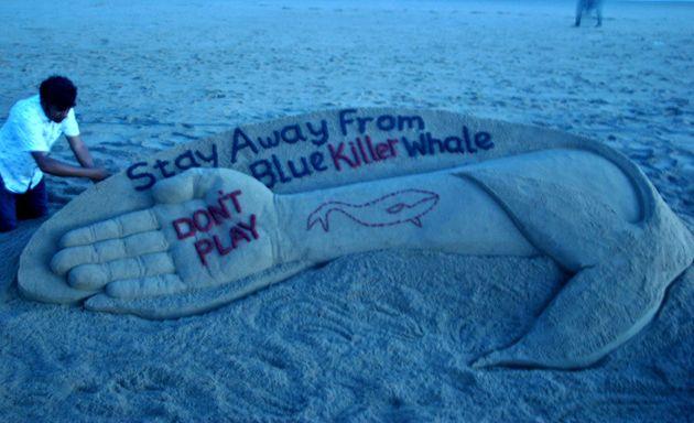 «Μπλε Φάλαινα». Πώς παίζεται το διαδικτυακό παιχνίδι αυτοκτονίας που σκορπά τον