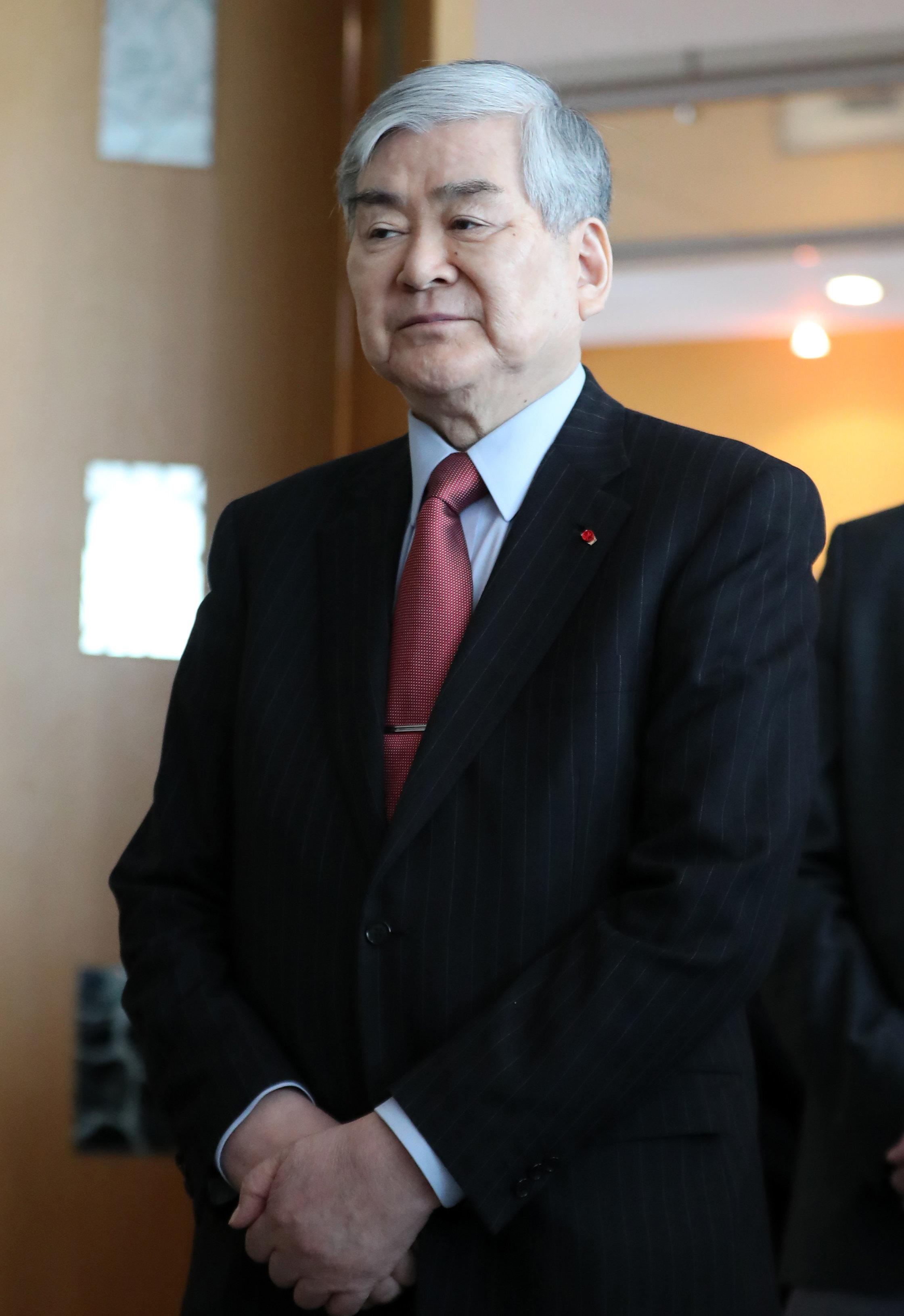 조양호 한진그룹 회장이 공식 사과문을 발표했다(전문)