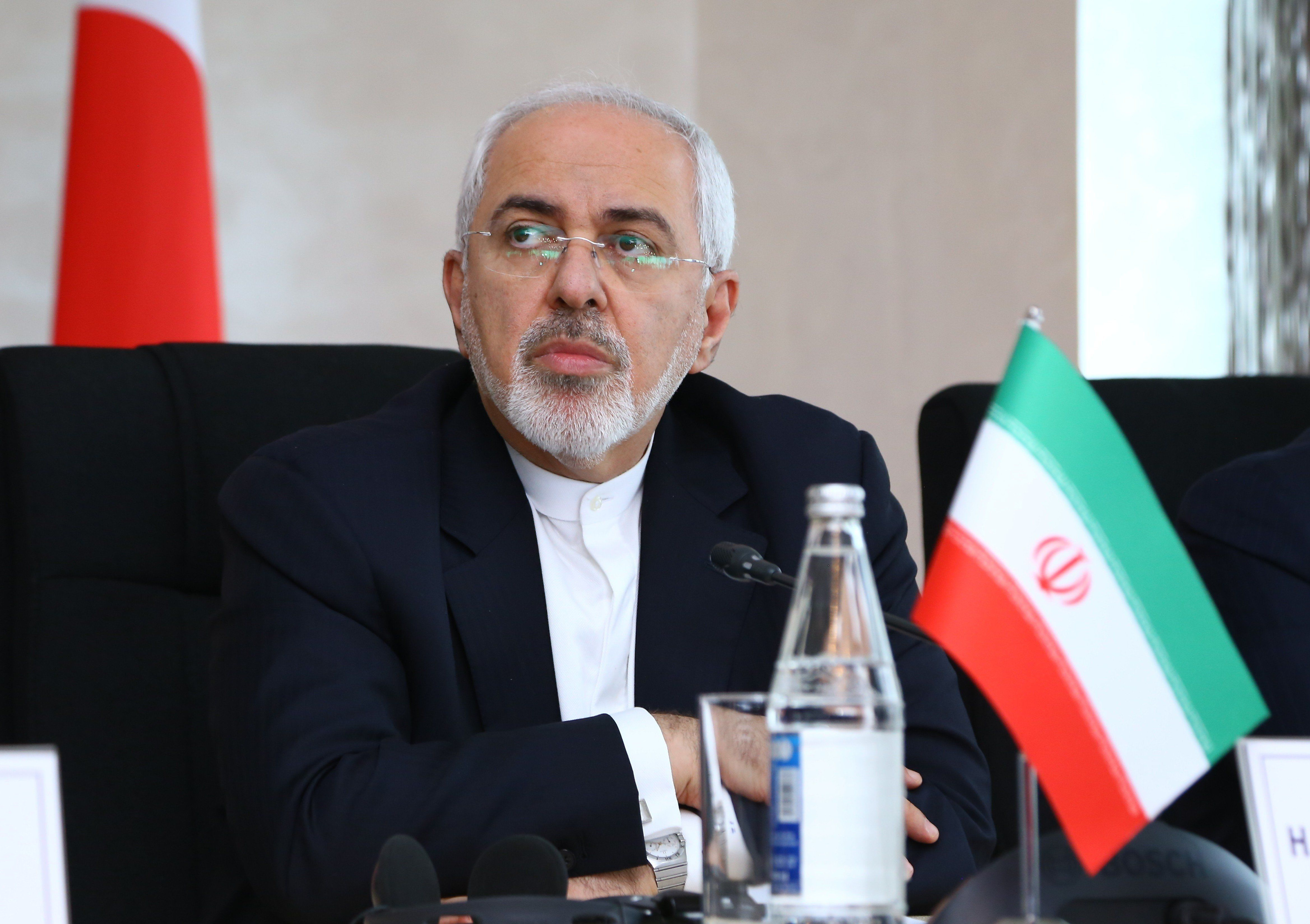 Iran's Zarif calls for building confidence among Persian Gulf nations