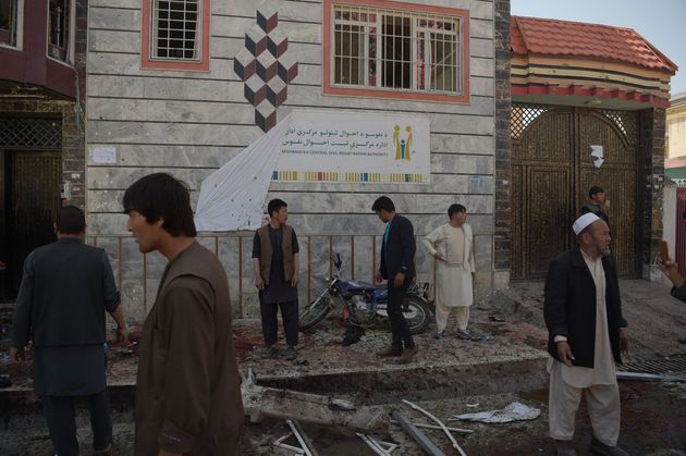 Attentat suicide à Kaboul: Au moins 48 morts et 112