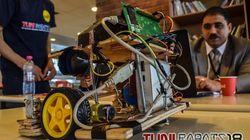Plus de 300 enfants, étudiants et ingénieurs participent à la 9ème édition de