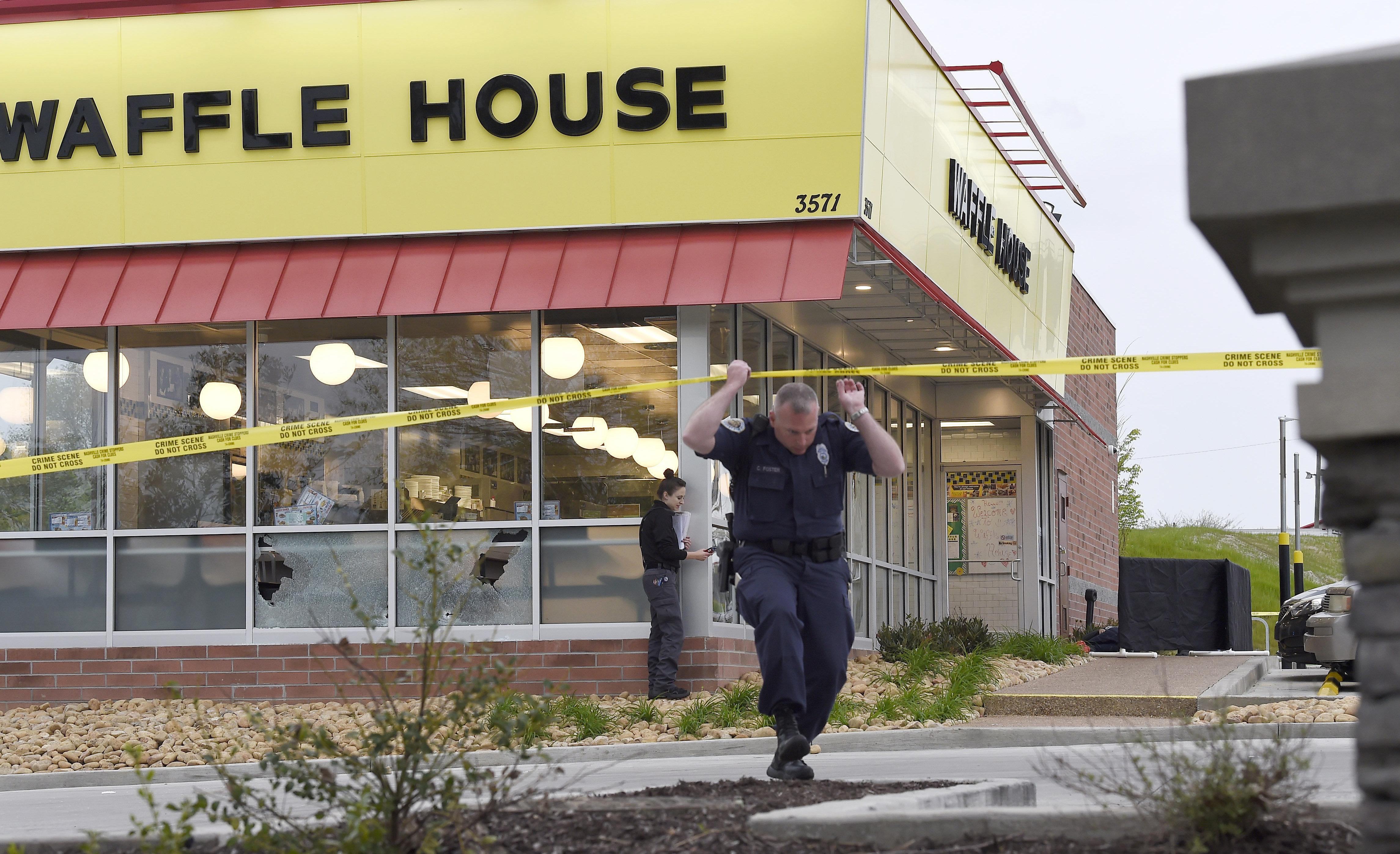Nashville: Mann erschießt vier Menschen – dann flieht er nackt und zu Fuß