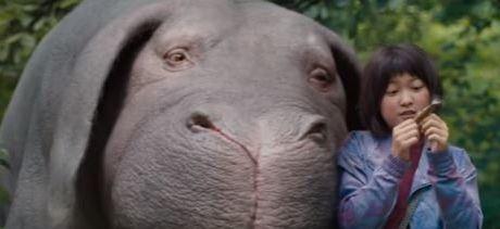 """The 2017 Netflix original """"Okja."""""""
