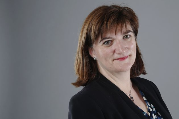 """Nicky Morgan accused pro-Brexit Tories of """"sabre-rattling"""" over the UK's future customs..."""