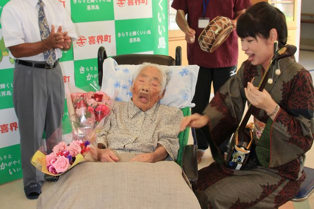 A 117-year-old Japanese woman, thought to be the world's oldest person, has died, a local official told...