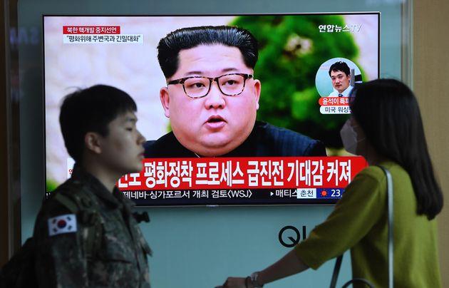 트럼프가 '북한에 너무 많이 양보했다'는 비판에