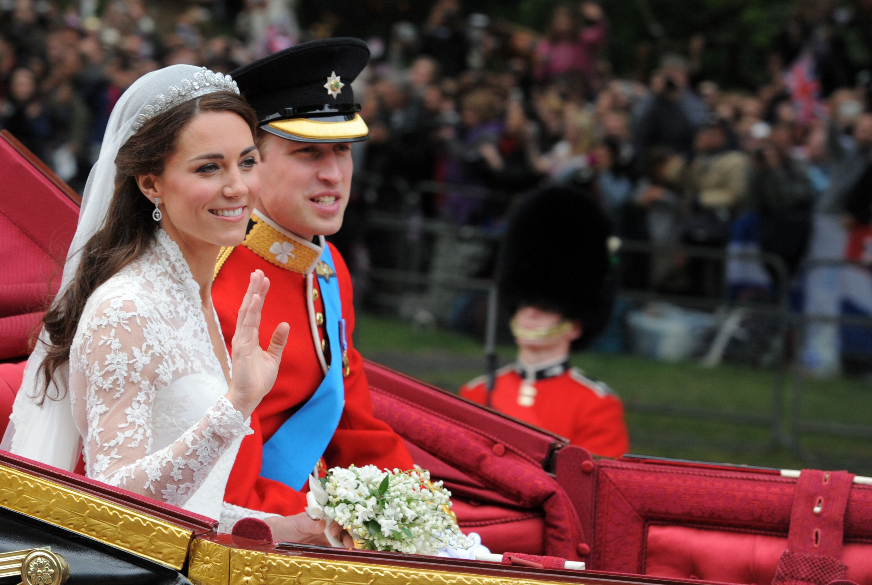 William And Kate's Wedding Cost Police £6 Million In Security