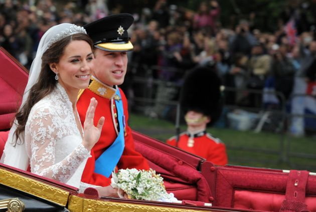Kate and William's wedding cost police more than £6 million in security