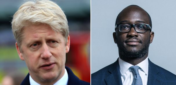 Former Universities MinisterJo Johnson and his successor Sam Gyimah have been accused of breaching...