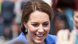 Herzogin Kate ist im Krankenhaus – Geburt steht wohl unmittelbar