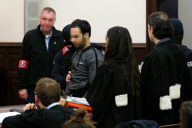 Salah Abdeslam et Sofiane Ayari condamnés à 20 ans de prison pour