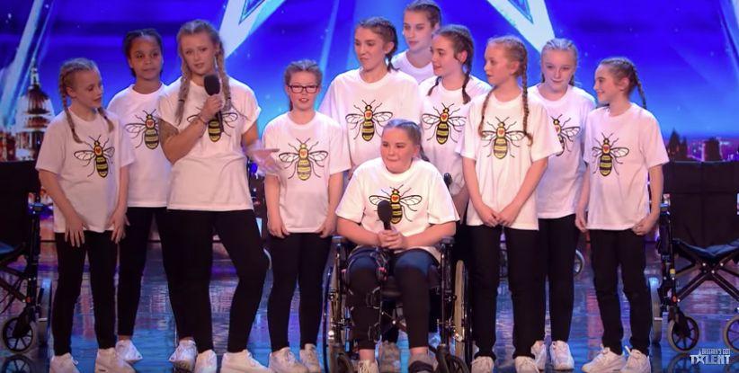 Mädchen sitzt seit Manchester-Attentat im Rollstuhl – mit ihrem Tanzauftritt begeistert sie Millionen von Zuschauern