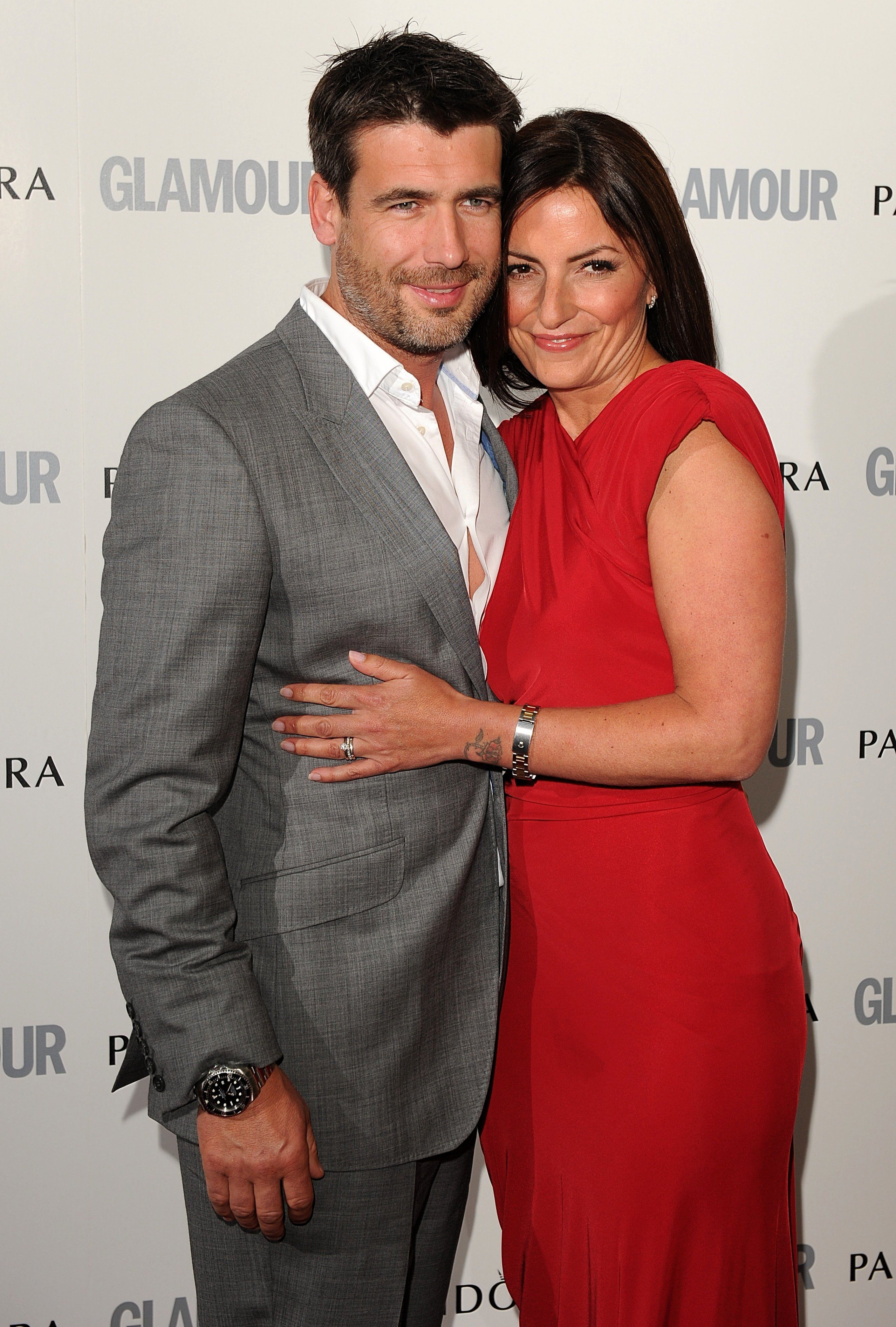 Davina McCall Slams 'Quickie Divorce' Rumours