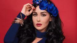 L'actrice et chanteuse marocaine Wiam Dahmani n'est
