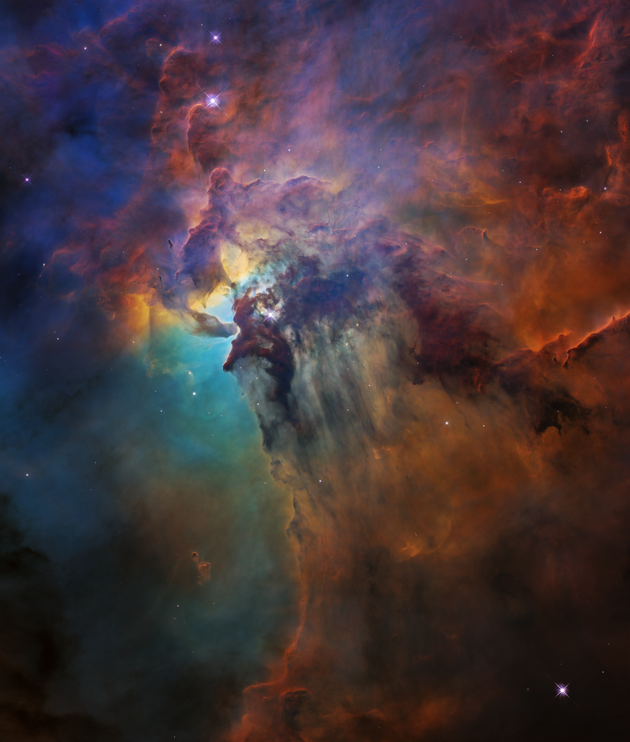 NASA Celebrates Hubble's 28th Birthday With Incredible Video Of Lagoon