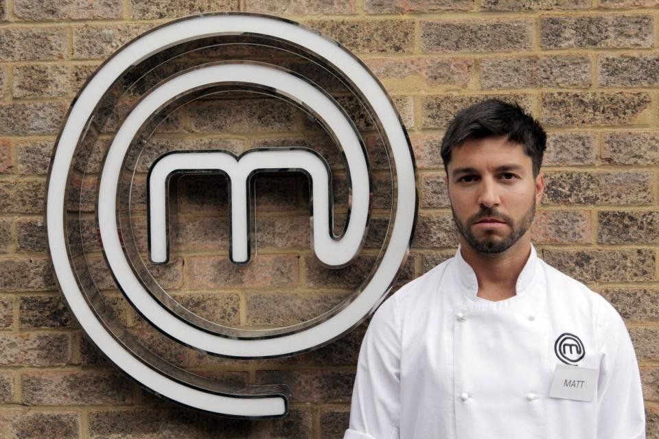 Masterchef contestant Matt Campbell dies after collapsing during London Marathon
