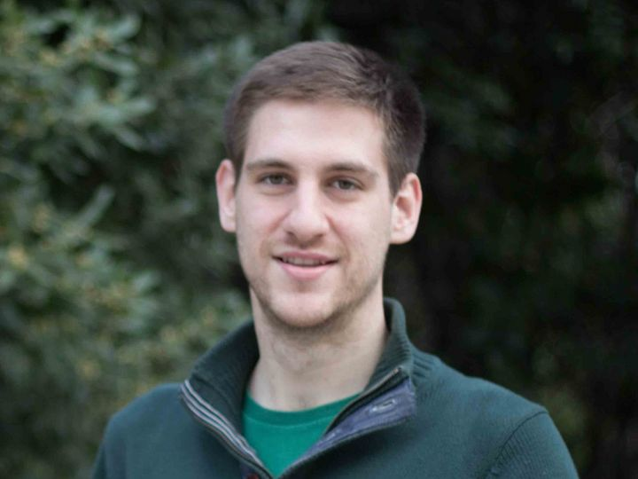 Thanasis Vratimos, co-founder of Greek medicine-sharing nonprofit GIVMED.