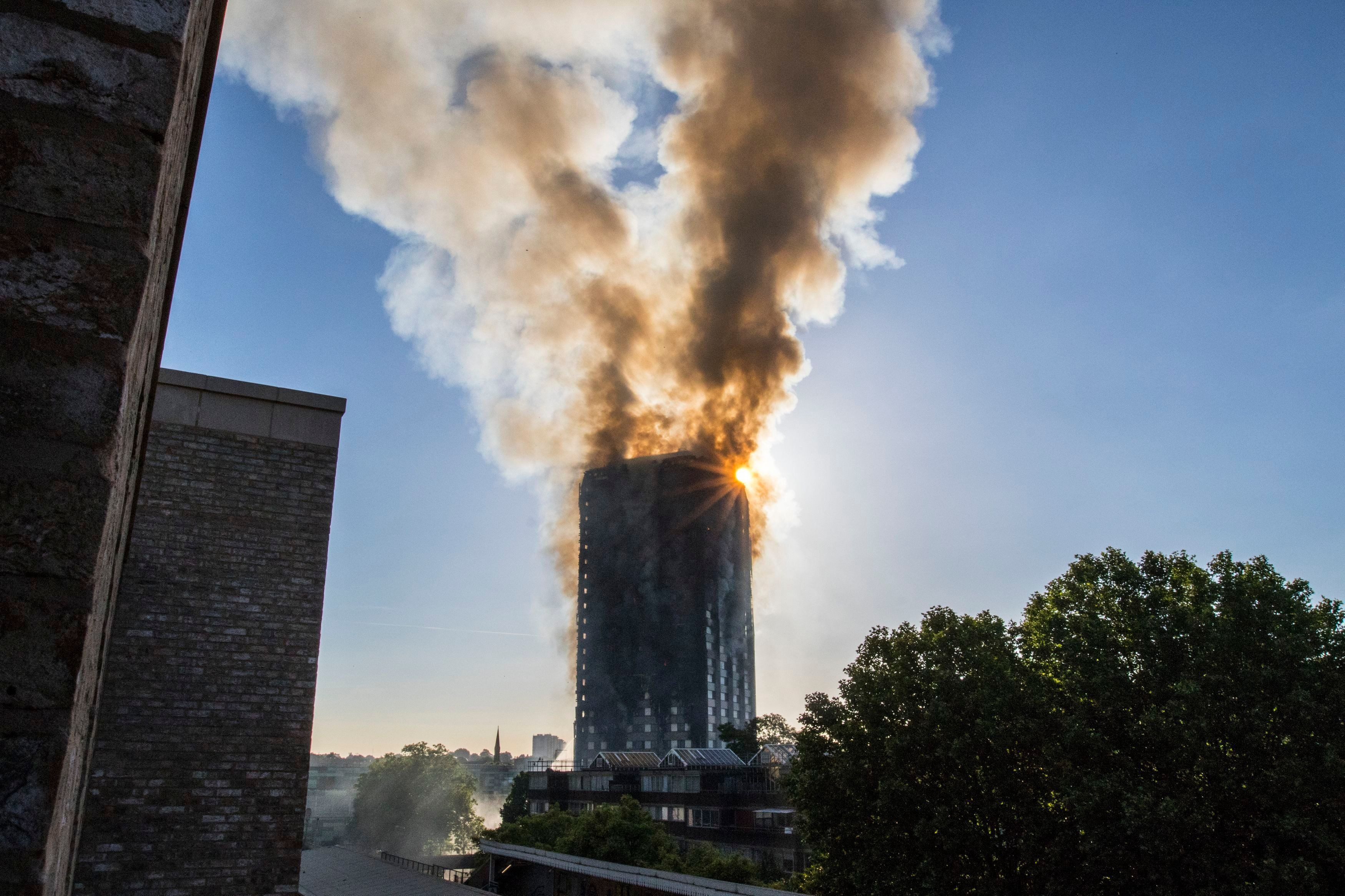 71 people lost their lives in the London tower block fire, which left a community traumatised