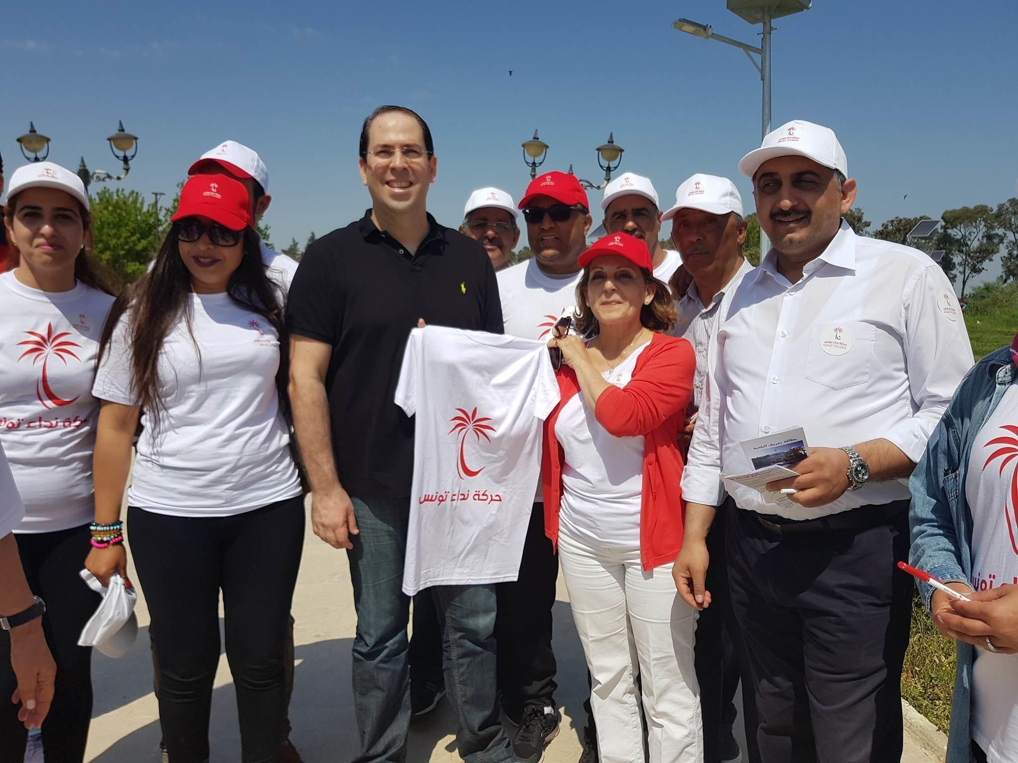 Machrou' Tounes tacle Youssef Chahed pour sa participation à la campagne électorale de Nidaa