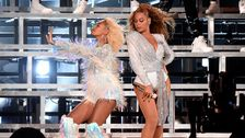 Beyoncé Falls On Stage At Coachella, May Possibly Still Be Human