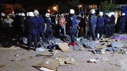 Συνελήφθησαv οι 120 πρόσφυγες της πλατείας Σαπφούς. Καμία σύλληψη για τα