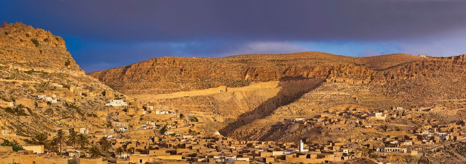 Village de Toujane,