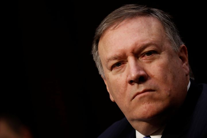 Secretary of State nominee Mike Pompeo received a favorable endorsement from the Senate Foreign Relations Committee.